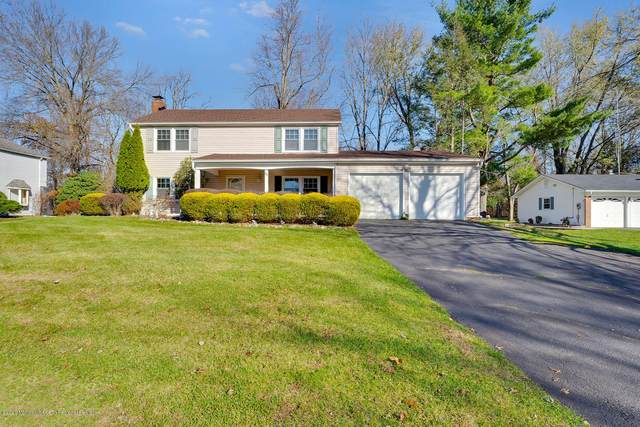22 Taylor Road, Marlboro, NJ 07746 (MLS #22041099) :: The Premier Group NJ @ Re/Max Central