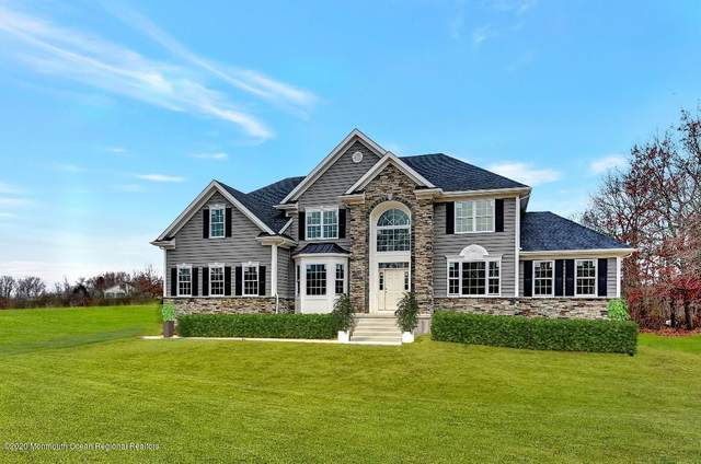 16 Reids Hill Road, Morganville, NJ 07751 (#22041121) :: Daunno Realty Services, LLC