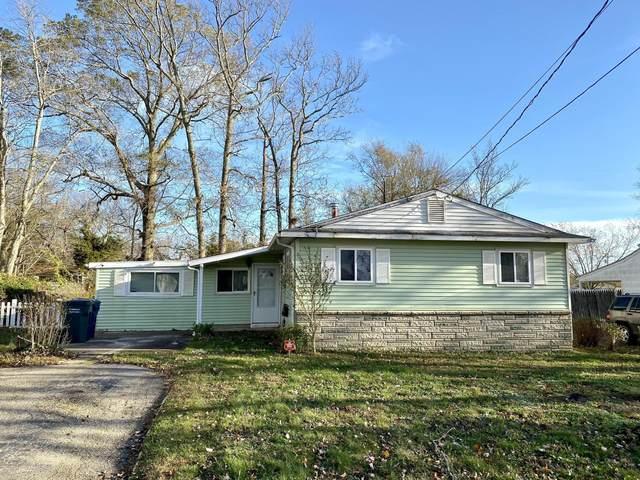 121 Lake Deerbrook Drive, Little Egg Harbor, NJ 08087 (#22041200) :: Daunno Realty Services, LLC