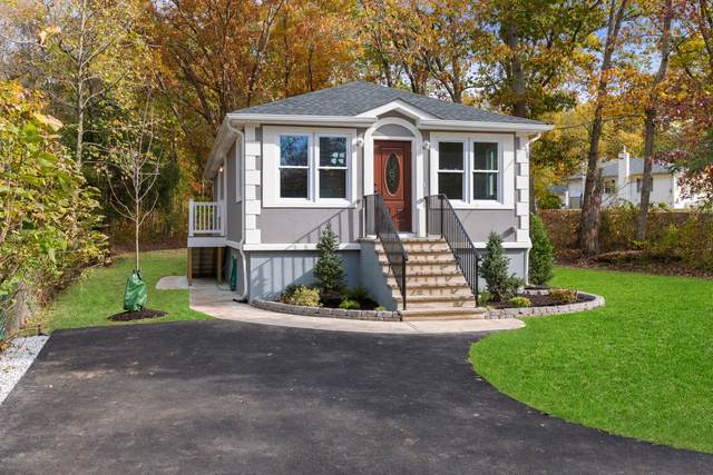 158 Greenwood Road, Morganville, NJ 07751 (#22041206) :: Daunno Realty Services, LLC