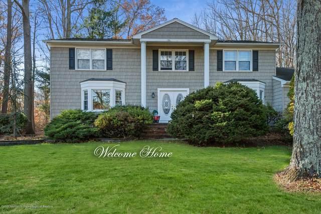 12 Carter Drive, Marlboro, NJ 07746 (#22041264) :: Daunno Realty Services, LLC