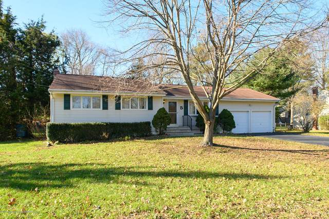 5 Knollwood Road, Holmdel, NJ 07733 (MLS #22041279) :: The Streetlight Team at Formula Realty