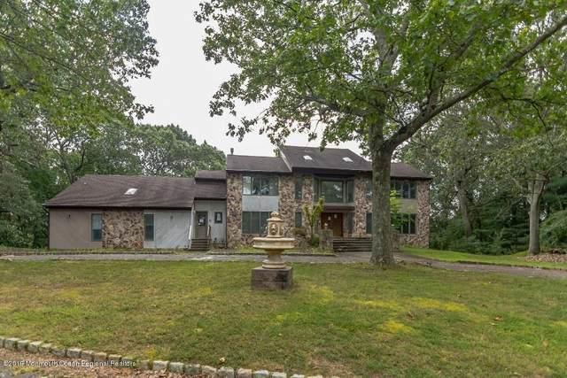 3 Lakeview Drive, Perrineville, NJ 08535 (MLS #22041504) :: William Hagan Group