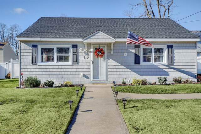 13 Center Street, Neptune Township, NJ 07753 (MLS #22041517) :: The MEEHAN Group of RE/MAX New Beginnings Realty