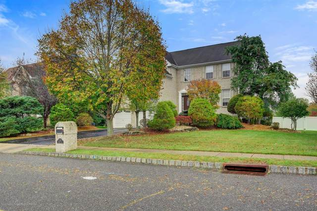 202 Hickory Lane, Morganville, NJ 07751 (MLS #22041647) :: The MEEHAN Group of RE/MAX New Beginnings Realty