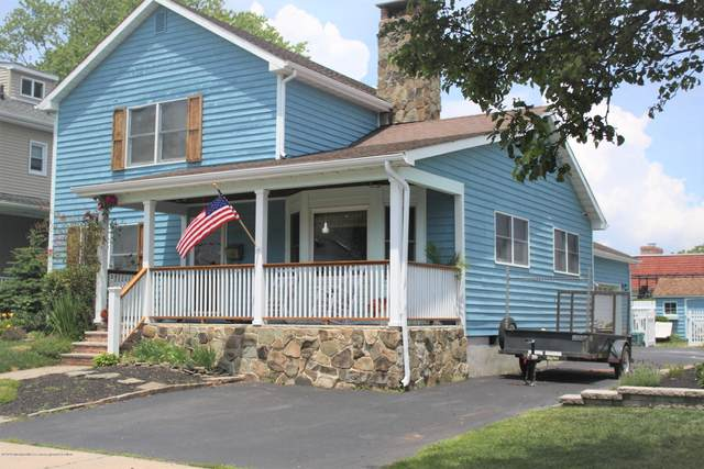 613 Trenton Avenue, Point Pleasant Beach, NJ 08742 (MLS #22041792) :: The Ventre Team