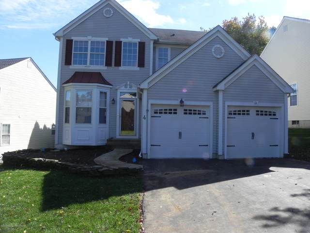 4 Raleigh Pass, Colts Neck, NJ 07722 (MLS #22041868) :: Team Pagano