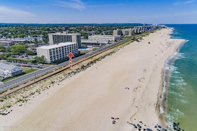 510 Ocean Avenue #14, Long Branch, NJ 07740 (MLS #22041906) :: Team Pagano