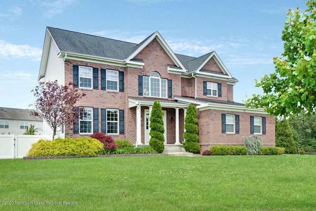 4 Bellagio Road, Jackson, NJ 08527 (#22042140) :: Nexthome Force Realty Partners