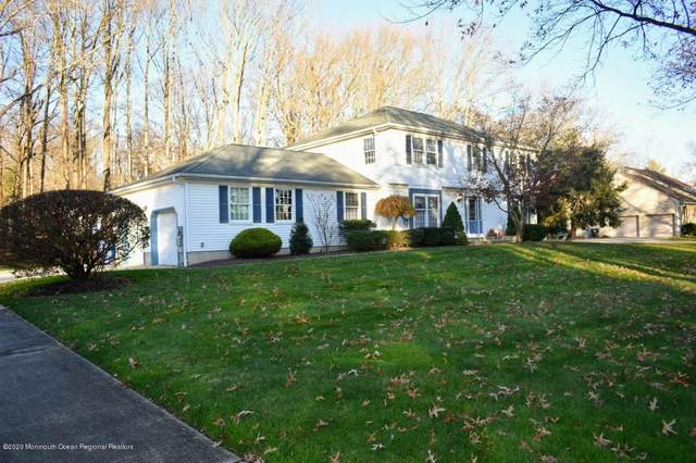 64 Lehigh Drive, Lincroft, NJ 07738 (MLS #22042250) :: Caitlyn Mulligan with RE/MAX Revolution