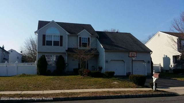 16 Clover Hill Drive, Jackson, NJ 08527 (MLS #22042255) :: William Hagan Group