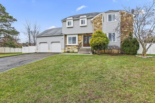 1 Mariposa Place, Old Bridge, NJ 08857 (MLS #22042296) :: Team Pagano
