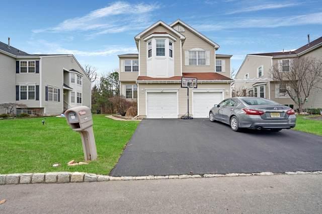 149 Cheyenne Street, Tinton Falls, NJ 07712 (MLS #22042338) :: The Sikora Group