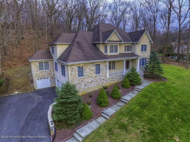 49 Beacon Hill Road, Morganville, NJ 07751 (MLS #22042350) :: Team Pagano