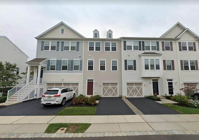 109 Beacon Lane, Eatontown, NJ 07724 (MLS #22042366) :: William Hagan Group