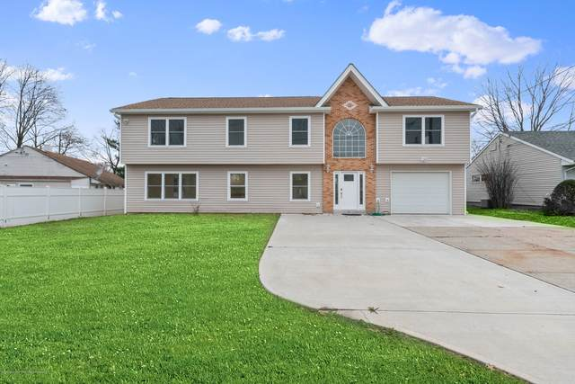 66 Charles Terrace, Piscataway Twp, NJ 08854 (MLS #22042385) :: The Premier Group NJ @ Re/Max Central