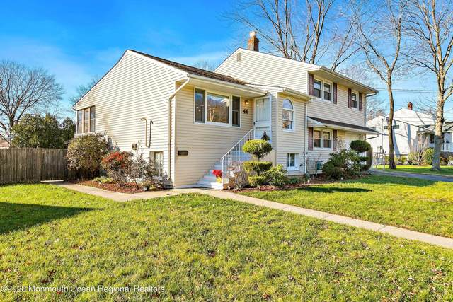 46 Maida Terrace, Red Bank, NJ 07701 (MLS #22042725) :: The DeMoro Realty Group | Keller Williams Realty West Monmouth
