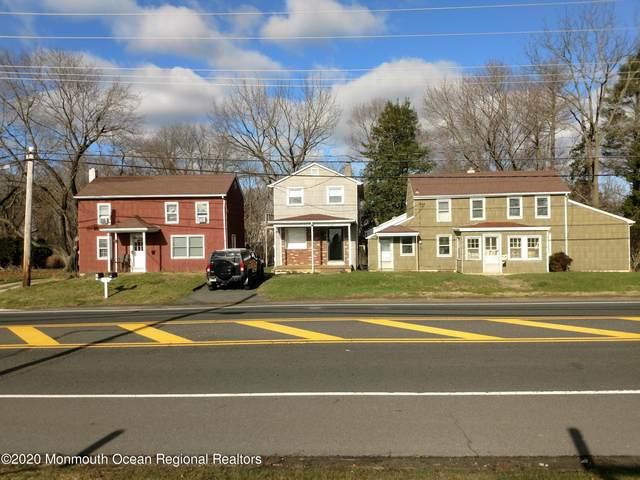 1628 Old York Road, Robbinsville, NJ 08691 (MLS #22042765) :: The Sikora Group