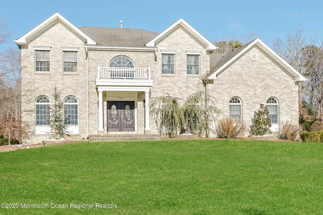 304 Valley View Circle, Freehold, NJ 07728 (MLS #22042794) :: PORTERPLUS REALTY