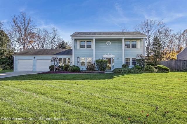 6 Cornell Place, Manalapan, NJ 07726 (MLS #22042850) :: The Streetlight Team at Formula Realty
