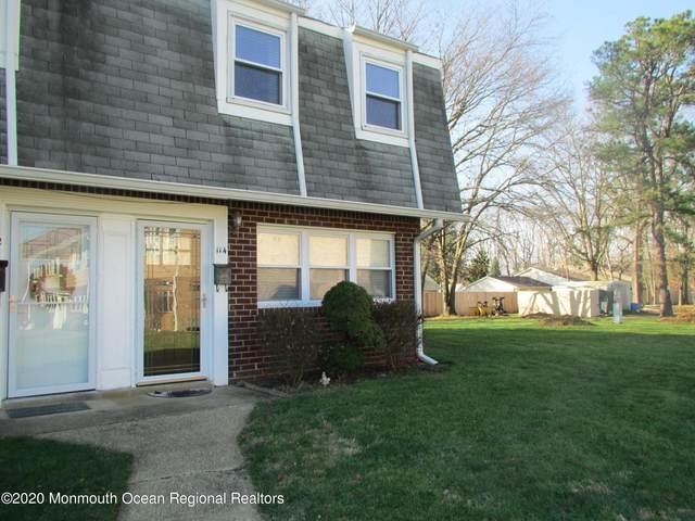 114 Briar Mills Drive, Brick, NJ 08724 (MLS #22042912) :: Team Pagano