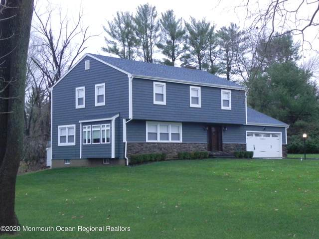 27 Mulberry Lane, Colts Neck, NJ 07722 (MLS #22043110) :: Caitlyn Mulligan with RE/MAX Revolution
