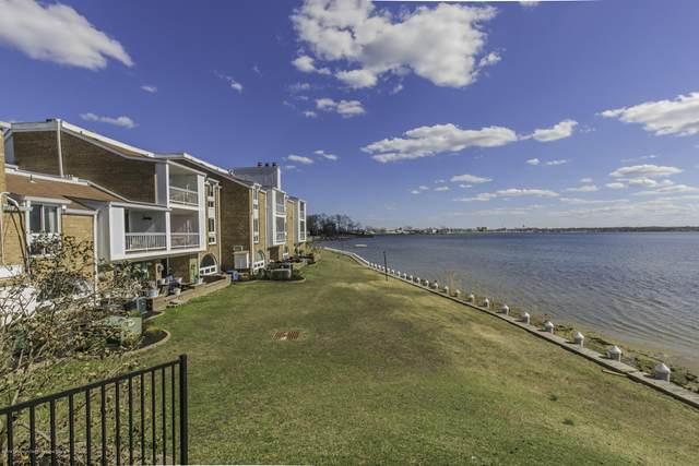 107 Riverview Avenue 136E, Neptune City, NJ 07753 (MLS #22043188) :: William Hagan Group