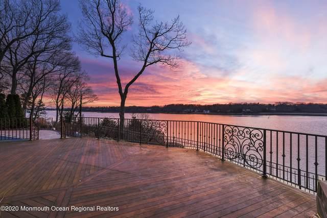 2407 Riverside Terrace, Wall, NJ 07719 (MLS #22043236) :: William Hagan Group