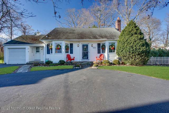 2201 Old Mill Road, Spring Lake Heights, NJ 07762 (MLS #22043366) :: Caitlyn Mulligan with RE/MAX Revolution