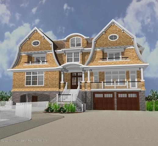 1417 Ocean Avenue, Mantoloking, NJ 08738 (MLS #22100020) :: The MEEHAN Group of RE/MAX New Beginnings Realty