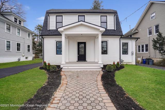 85 Pinckney Road, Red Bank, NJ 07701 (MLS #22100097) :: The MEEHAN Group of RE/MAX New Beginnings Realty