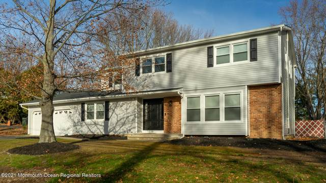 51 Church Road, Morganville, NJ 07751 (MLS #22100107) :: William Hagan Group