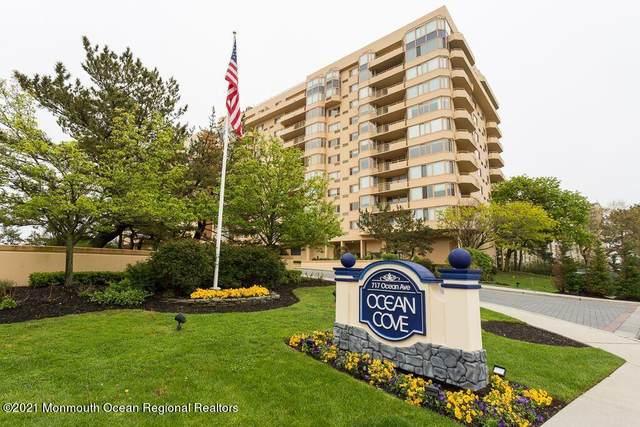 717 Ocean Avenue #612, Long Branch, NJ 07740 (MLS #22100166) :: The DeMoro Realty Group | Keller Williams Realty West Monmouth