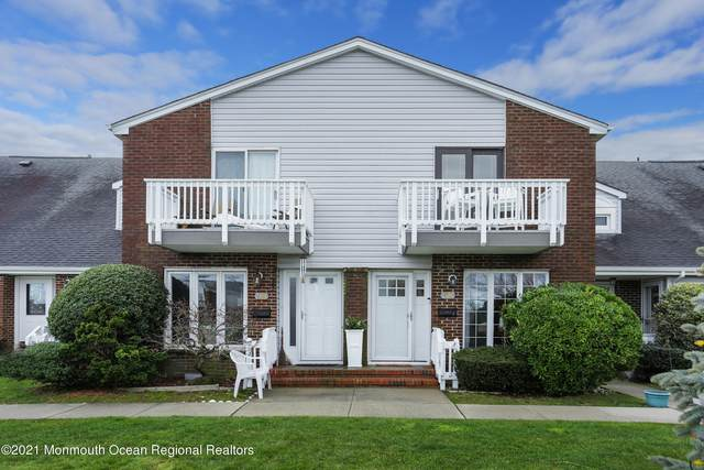25 Meadow Avenue #50, Monmouth Beach, NJ 07750 (MLS #22100194) :: Caitlyn Mulligan with RE/MAX Revolution