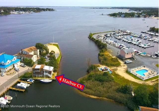 4 Harbor Court, Pine Beach, NJ 08741 (MLS #22100270) :: The MEEHAN Group of RE/MAX New Beginnings Realty
