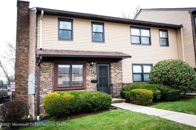 149 Village Green Way, Hazlet, NJ 07730 (MLS #22100294) :: William Hagan Group