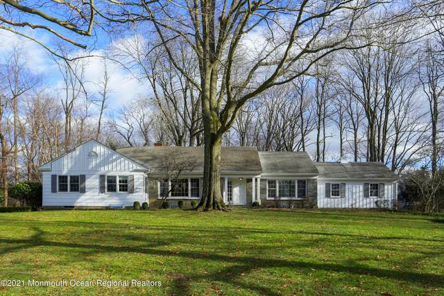 4 E Larchmont Drive, Colts Neck, NJ 07722 (MLS #22100320) :: Caitlyn Mulligan with RE/MAX Revolution