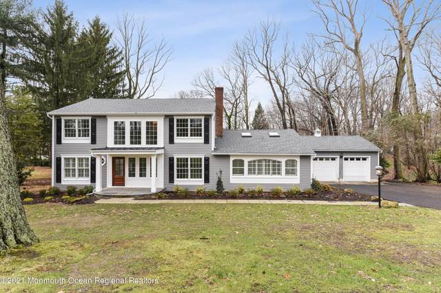 15 Wallace Road, Middletown, NJ 07748 (MLS #22100386) :: William Hagan Group