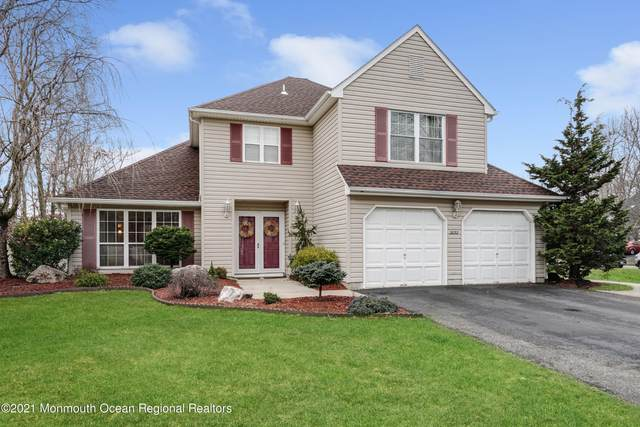 2032 Longewood Lane, Toms River, NJ 08755 (MLS #22100394) :: The MEEHAN Group of RE/MAX New Beginnings Realty