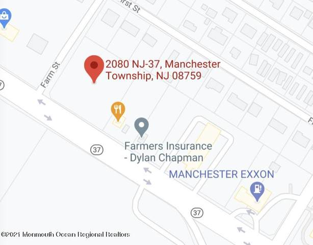 2080 Route 37, Manchester, NJ 08759 (MLS #22100412) :: Team Pagano