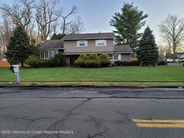 7 Dickinson Lane, Morganville, NJ 07751 (MLS #22100486) :: Provident Legacy Real Estate Services, LLC