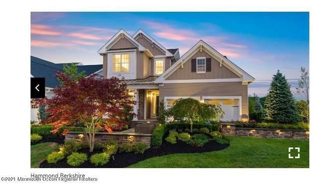 9 Old Eagle Rock Road, Freehold, NJ 07728 (MLS #22100501) :: William Hagan Group
