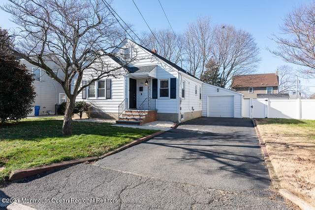 190 8th Street, Belford, NJ 07718 (MLS #22100519) :: The MEEHAN Group of RE/MAX New Beginnings Realty