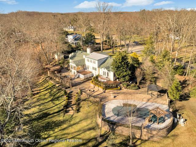3 Williamsburg S, Colts Neck, NJ 07722 (MLS #22100546) :: The Sikora Group
