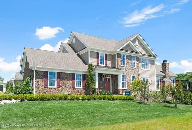 18 Stratford Lane #591, Holmdel, NJ 07733 (MLS #22100595) :: The Sikora Group