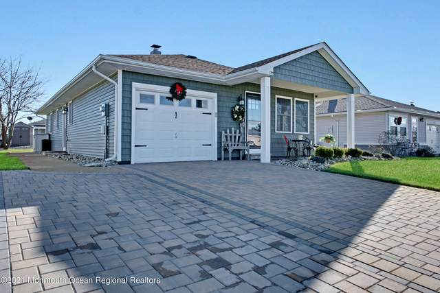 26 Harrington Drive S, Toms River, NJ 08757 (MLS #22100599) :: The DeMoro Realty Group   Keller Williams Realty West Monmouth