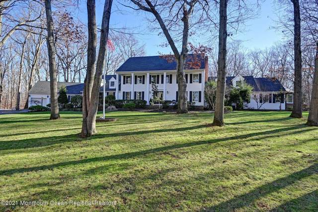 15 Downing Hill Lane, Colts Neck, NJ 07722 (MLS #22100613) :: William Hagan Group
