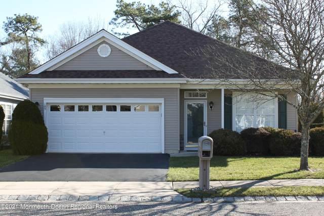 145 Sandpiper Road, Barnegat, NJ 08005 (MLS #22100623) :: William Hagan Group