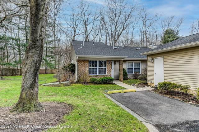 60 Boxwood Terrace #173, Red Bank, NJ 07701 (MLS #22100653) :: Caitlyn Mulligan with RE/MAX Revolution
