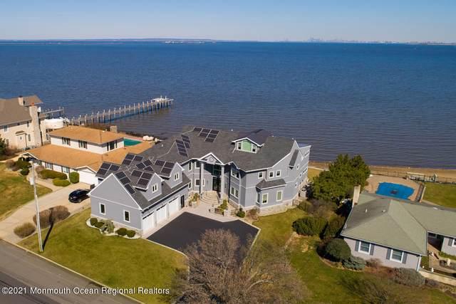 8 Harbor View Drive, Atlantic Highlands, NJ 07716 (MLS #22100845) :: Caitlyn Mulligan with RE/MAX Revolution